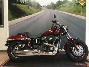 Harley-Davidson Dyna Fat Bob 2016