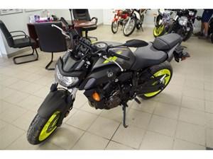 Yamaha MT07AJG MT-07 2018