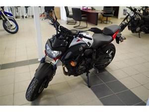 Yamaha MT07AJW MT-07 2018
