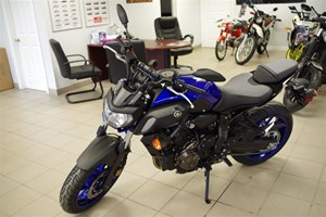 Yamaha MT07AJL MT-07 2018