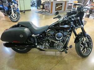 Harley-Davidson Sport Glide™ Vivid Black 2018