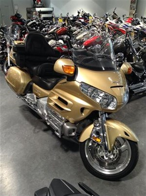Honda Gold Wing Premium Audio (GL18P) 2006