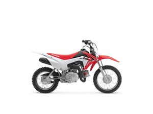 2018 Honda CRF110F Photo 2 of 2