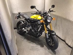 Yamaha XSR900 60th Anniversary Yellow / Black 2016