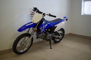 Yamaha TT-R110E 2018