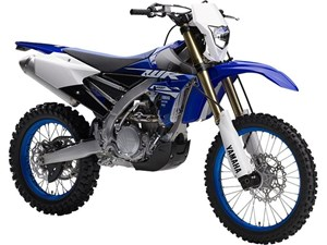 Yamaha WR450F 2018