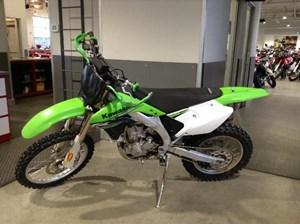 Kawasaki KLX450R 2009