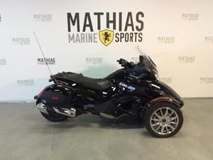 Can-Am Spyder ST Limited 2014