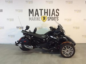 Can-Am Spyder St Limited 2013