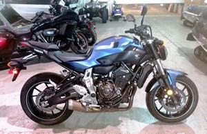 Yamaha FZ-07 2017