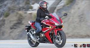 Honda CBR500RA ABS 2018