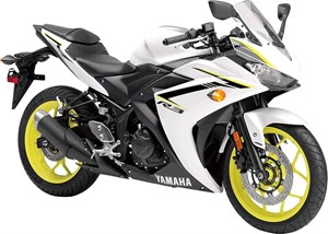 Yamaha YZF-R3 ABS 2018