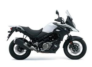 Suzuki V-Strom 650X 2018