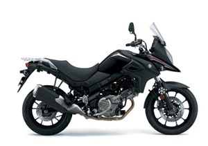 Suzuki V-Strom 650 2018