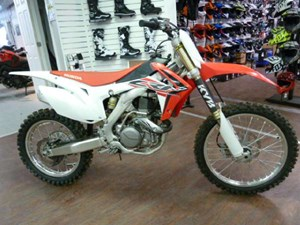 2016 Honda CRF450R Photo 1 of 8