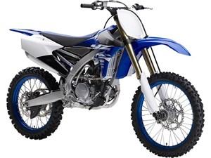 Yamaha YZ250F Yamaha Racing Blue 2018
