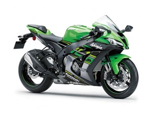 Kawasaki Ninja ZX-10R Kawasaki Racing Team Edition 2018
