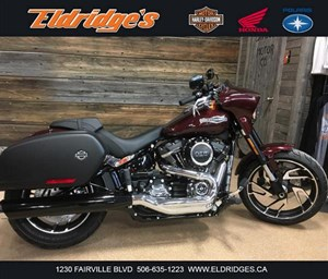 Harley-Davidson Sport Glide™ Twisted Cherry 2018