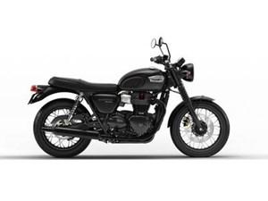 Triumph Bonneville T100 Black Jet Black 2018