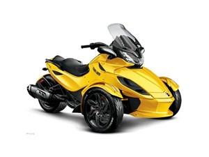 Can-Am Spyder ST-S SE5 2013