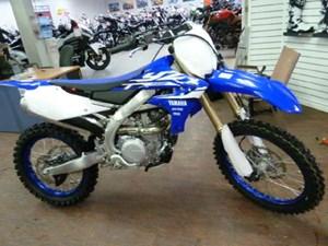 Yamaha YZ450F Yamaha Racing Blue 2018