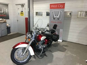 Honda Shadow Spirit  750 2003