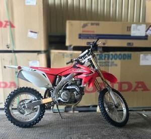 Honda CRF450X 2017