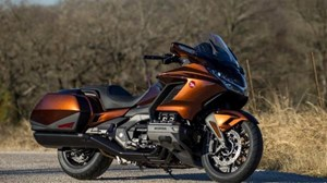 Honda Gold Wing Pearl Stallion Brown 2018