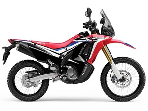 Honda CRF250 Rally Extreme Red 2018