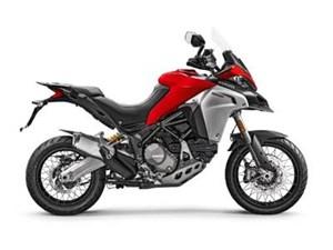 Ducati Multistrada 1200 Enduro Red 2018