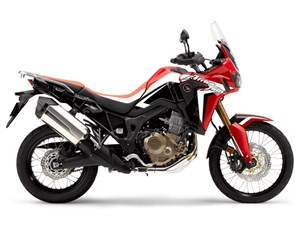 Honda Africa Twin Victory Rally 2018