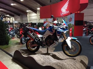 Honda Africa Twin Adventure Sports AS 2018
