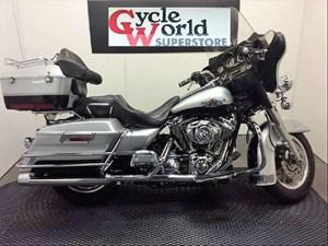 Harley-Davidson FLHTC/FLHTCI Electra Glide Classic 2003