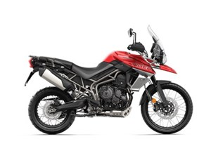 Triumph Tiger 800 XCA Korosi Red 2018