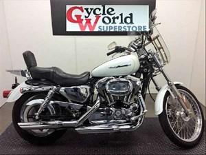 Harley-Davidson Sportster XL 1200 Custom 2005