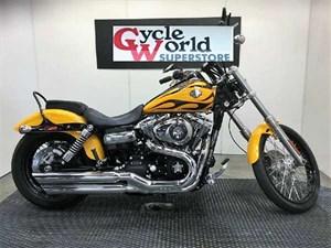 Harley-Davidson Dyna Wide Glide 2011