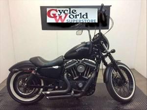 Harley-Davidson Sportster Iron 883 2012