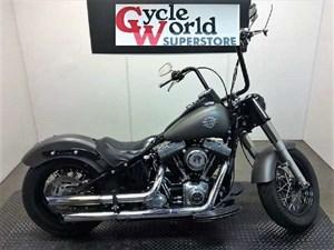 Harley-Davidson Softail Slim 2012