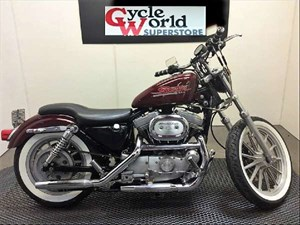 Harley-Davidson XLH Sportster 883 Hugger 2000