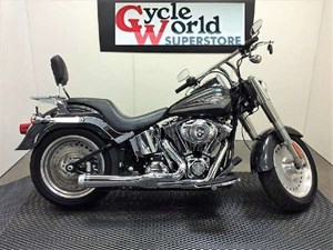 Harley-Davidson Softail Fat Boy 2008
