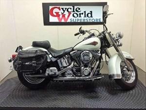 Harley-Davidson FLSTC/FLSTCI Heritage Softail Classic 2001