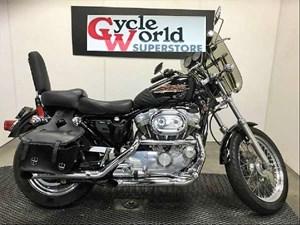 Harley-Davidson XL883 Sportster 1996