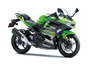 Kawasaki Ninja 400 ABS Kawasaki Racing Team Edition 2018