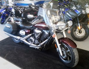 Yamaha V-Star 1300 2008