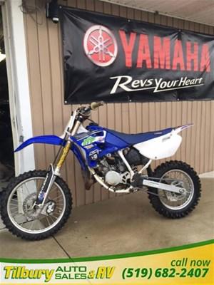 Yamaha YZ85 2013