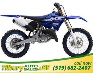 Yamaha YZ125JL 2018
