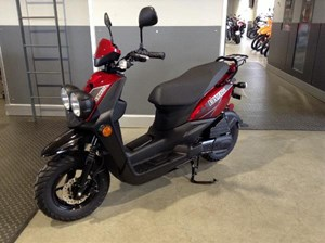 Yamaha BWs 50 Metallic Red 2018