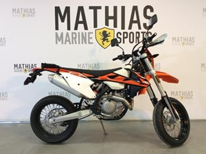 Ktm 450 Exc F Six Days 2017 New Motorcycle For Sale In St