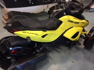 Can-Am Spyder® RS-S SM5 2014
