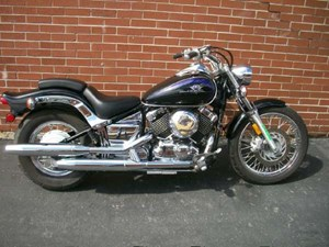 Yamaha V Star  Custom 2003